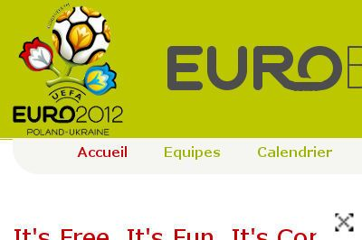 Euro Bookmaker 2012